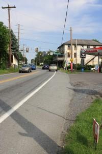 Cville intersection