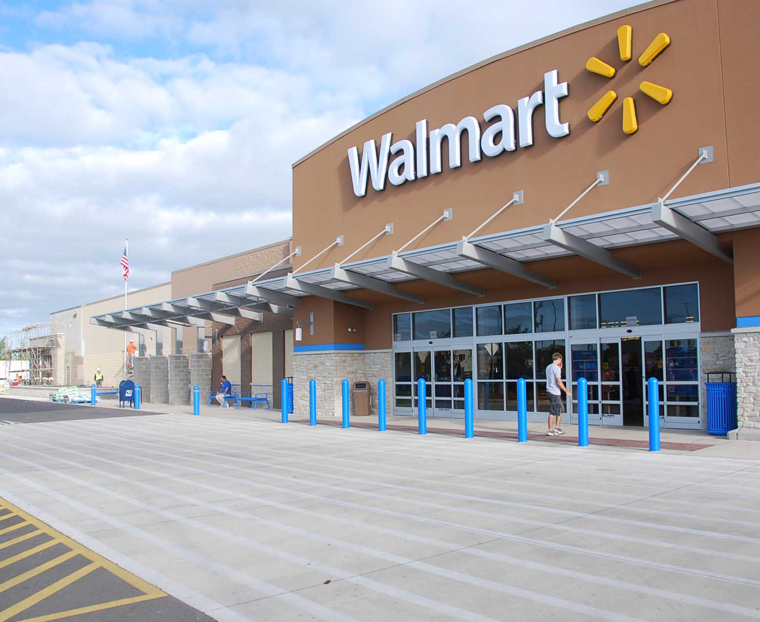 penndot recommends changes to wal mart development in lehigh