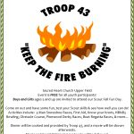 Boy Scouts Fall Event
